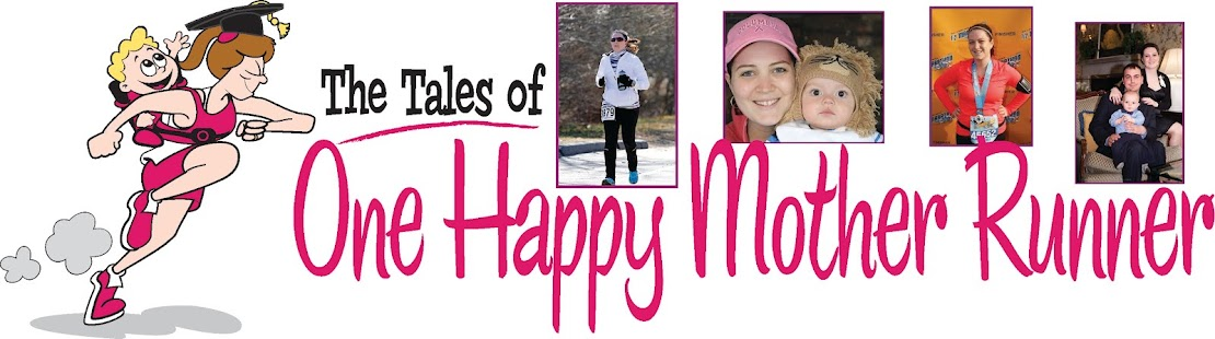 Happy Mother Runner