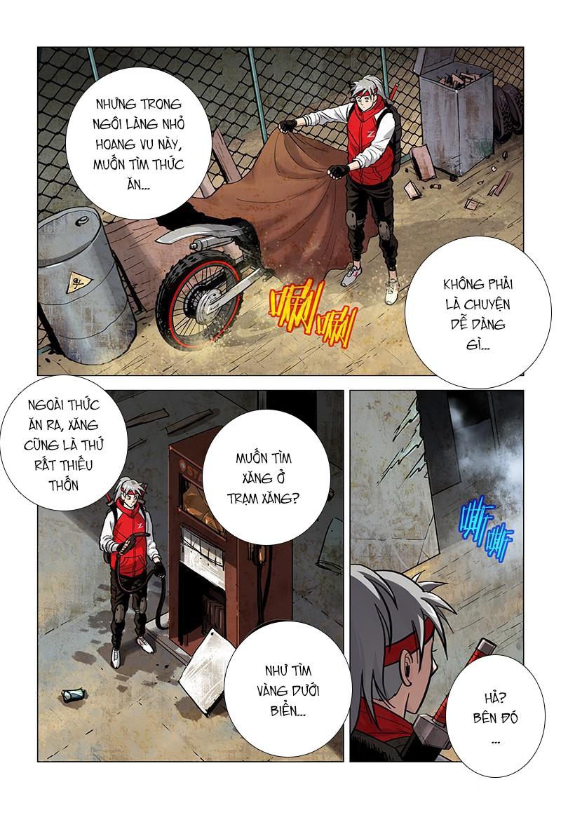 Cực Hạn Chi Địa Chapter 1 - Hamtruyen.vn