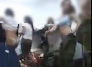 soldadas de israel bailando desnudas