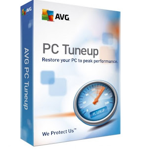 Avg PC Tuneup Pro 2013 With Crack Full Version