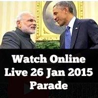 Watch Online Live 26 Jan 2015 Parade