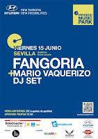 El 15 de junio de 2012 será el Hyundai Music Park Sevilla con Alaska y Mario Vaquerizo