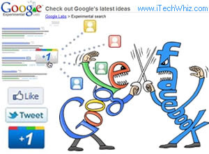 Google+1 Follows Facebook for Social Sharing of Search Results