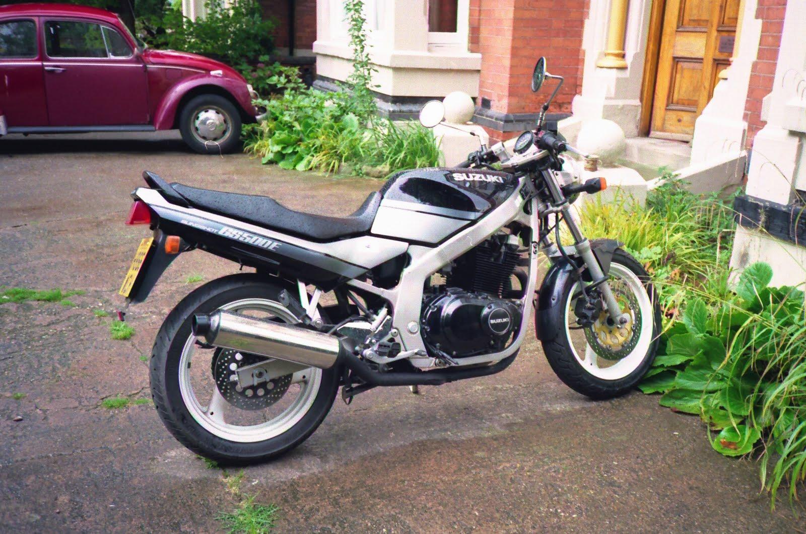 Beautiful Bikes Suzuki Gs500