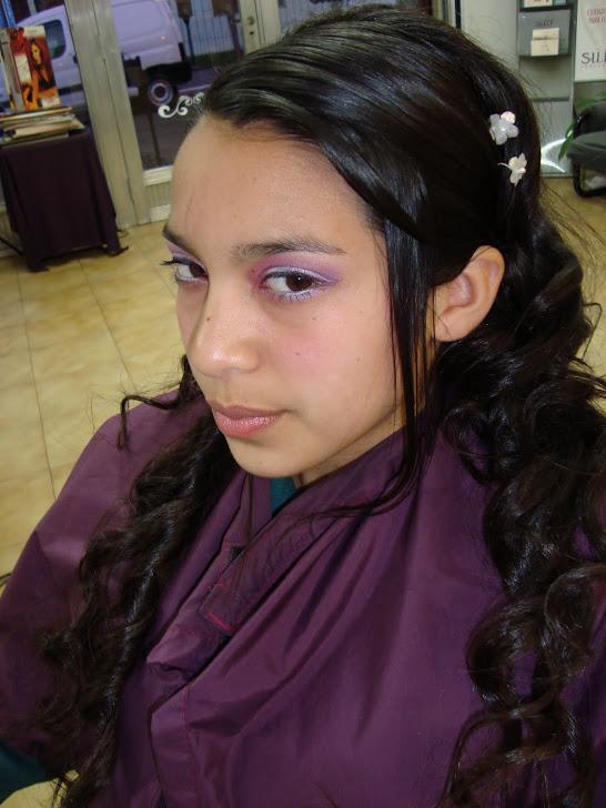 Maquillaje 15 años