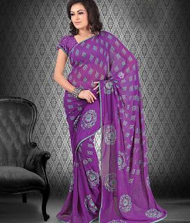 Saree Design For This Year Eid+(16) Eid Collection Saree Design