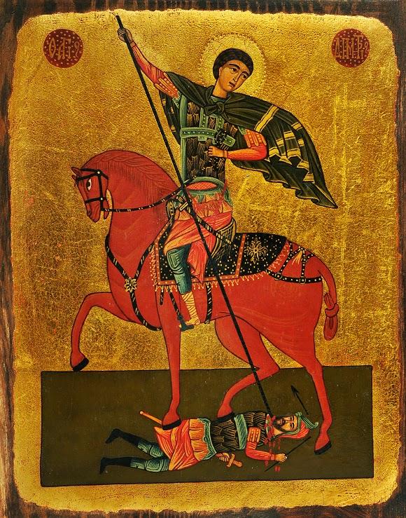 Saint Dimitrius