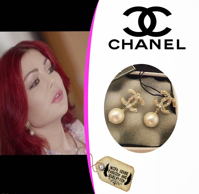 Chanel Pearl Gold Earrings Gold cc Chanel Earrings
