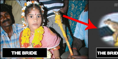 Gadis Kecil Menikah Dengan Kodok