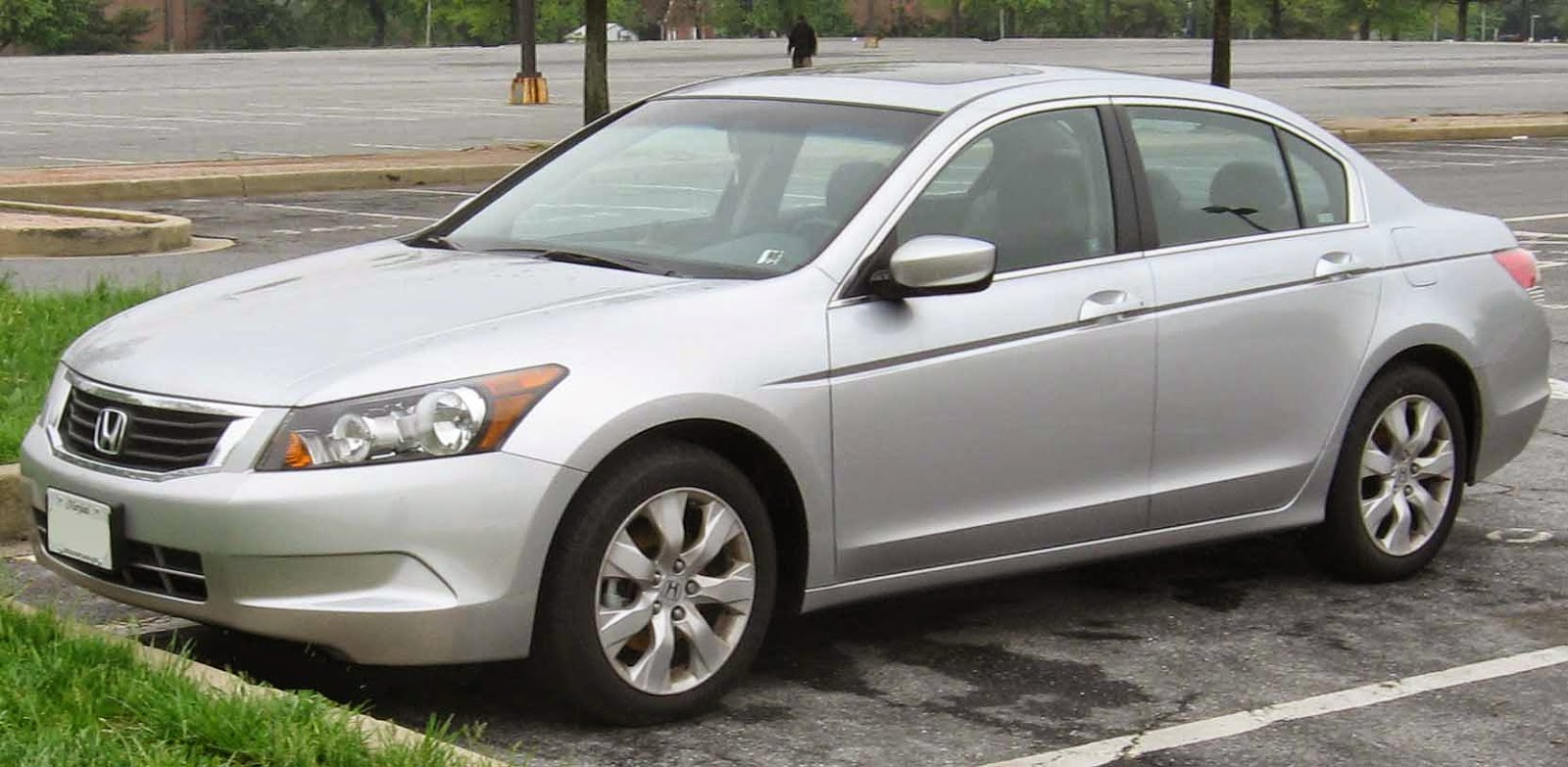 2008 Honda Accord (USA-Canada)