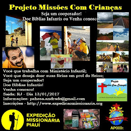 Projeto Missões Com Crianças