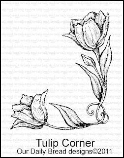 Our Daily Bread Designs, Tulip Corner