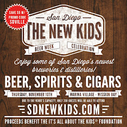 Save On Passes & ENter to Win Tickets to The New Kids Brewery & Distillery Welcoming Party
