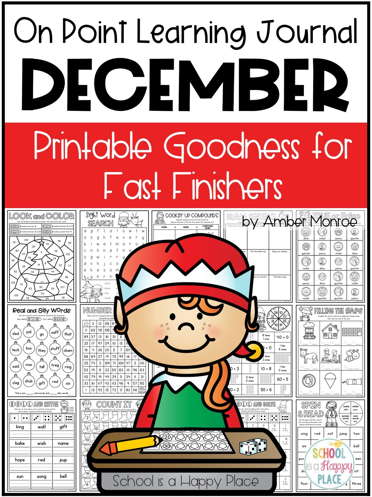 Fast Finisher Activities for December