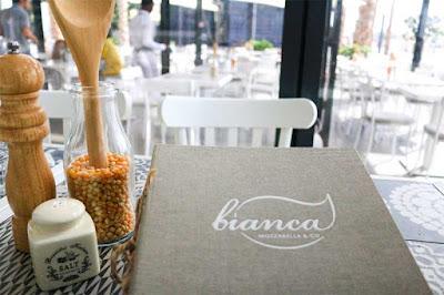 [feature] best dubai resturants -Bianca Mozzarella & Co