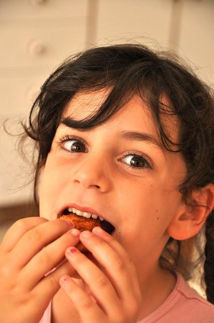 נאגטס לילדים עם ירקות מתחבאים