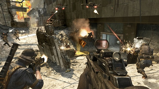 Call of Duty Black Ops 2 PC Game Full Download.