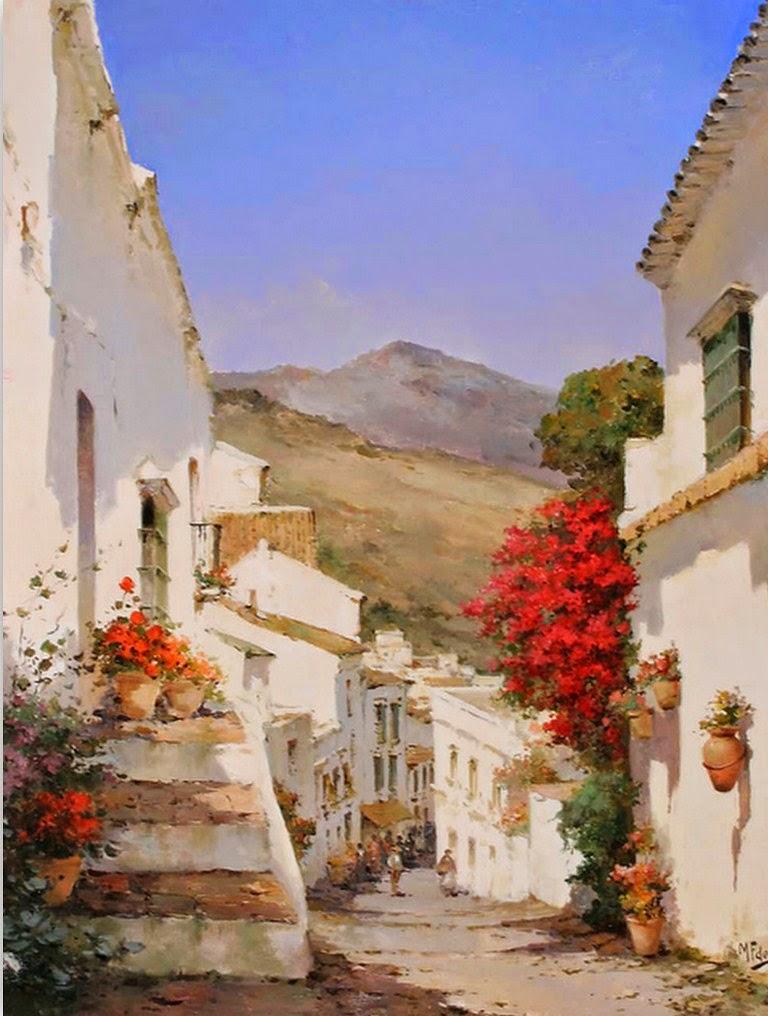 pintores-de-paisajes-españoles-pintados-al-oleo
