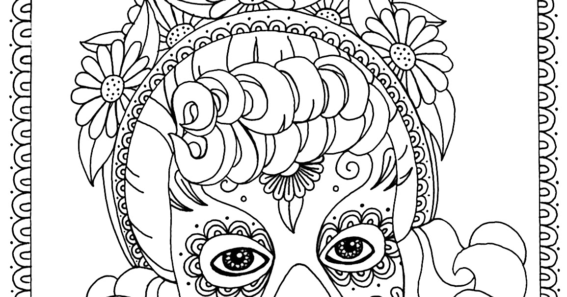 Busy Coloring Pages