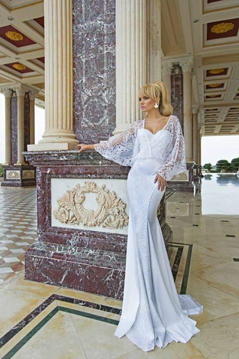 Hermosos vestidos de novias | Colección Dalia Manashrov