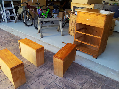recycle rimu drawers