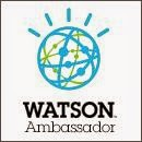 I am a Watson Ambassador.