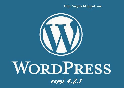 upgrade wordpress versi 4.2