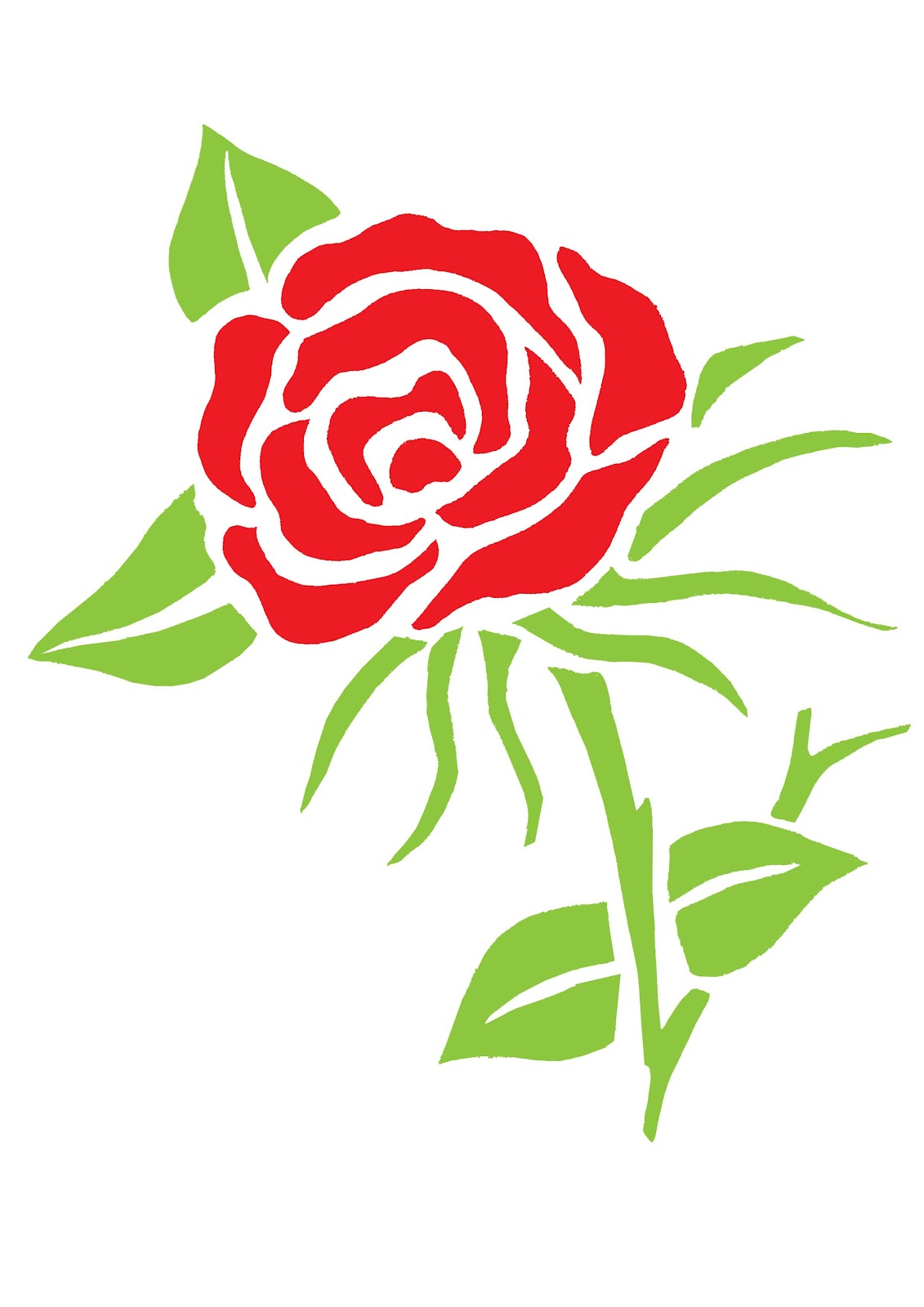 For rose pattern stencil displaying 17 images for rose pattern stencil