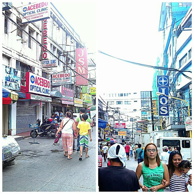 Optical Shops along Paterno St, Quiapo