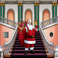 EnaGames Palace Santa Escape