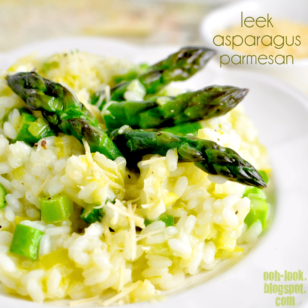 Asparagus Risotto Recipes — Dishmaps
