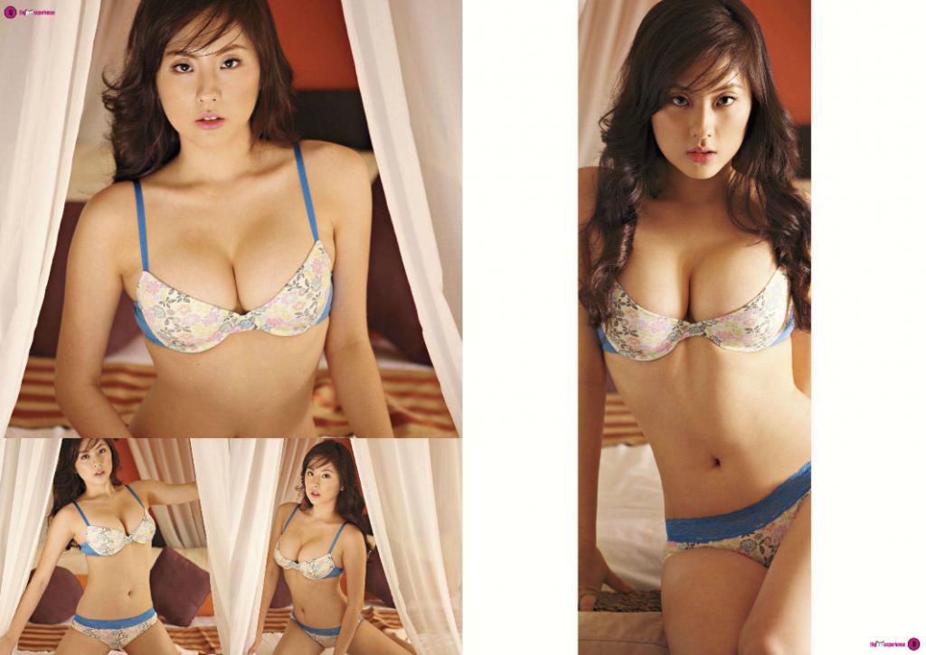 jinri experience bikini photos 03