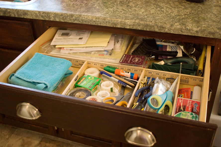 Lady goats diy drawer organizer no tools required solutioingenieria Image collections