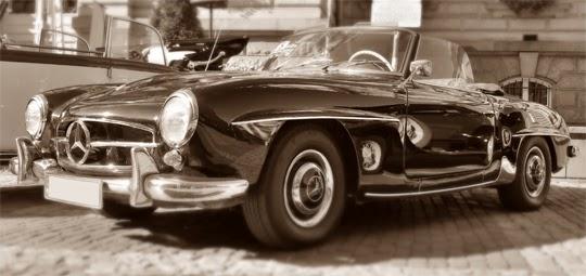 Gambar kereta klasik