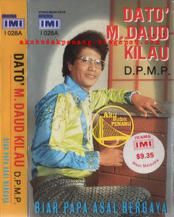 M DAUD KILAU