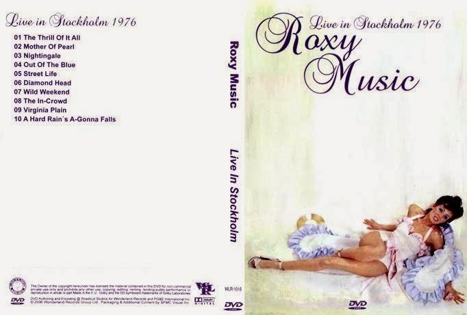 Genesis - Complete Roxy Night