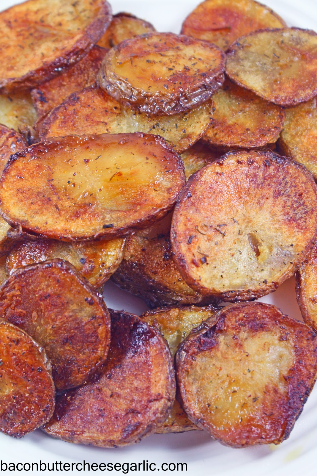 Crispy Butter Potatoes
