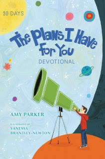 The Plans I Have For You Devotional cover