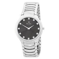 Bulova Mens 96D10 Watches