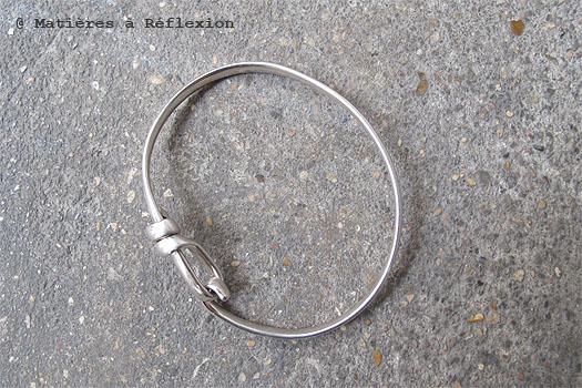 bracelet homme twis de Gaetan Essayie