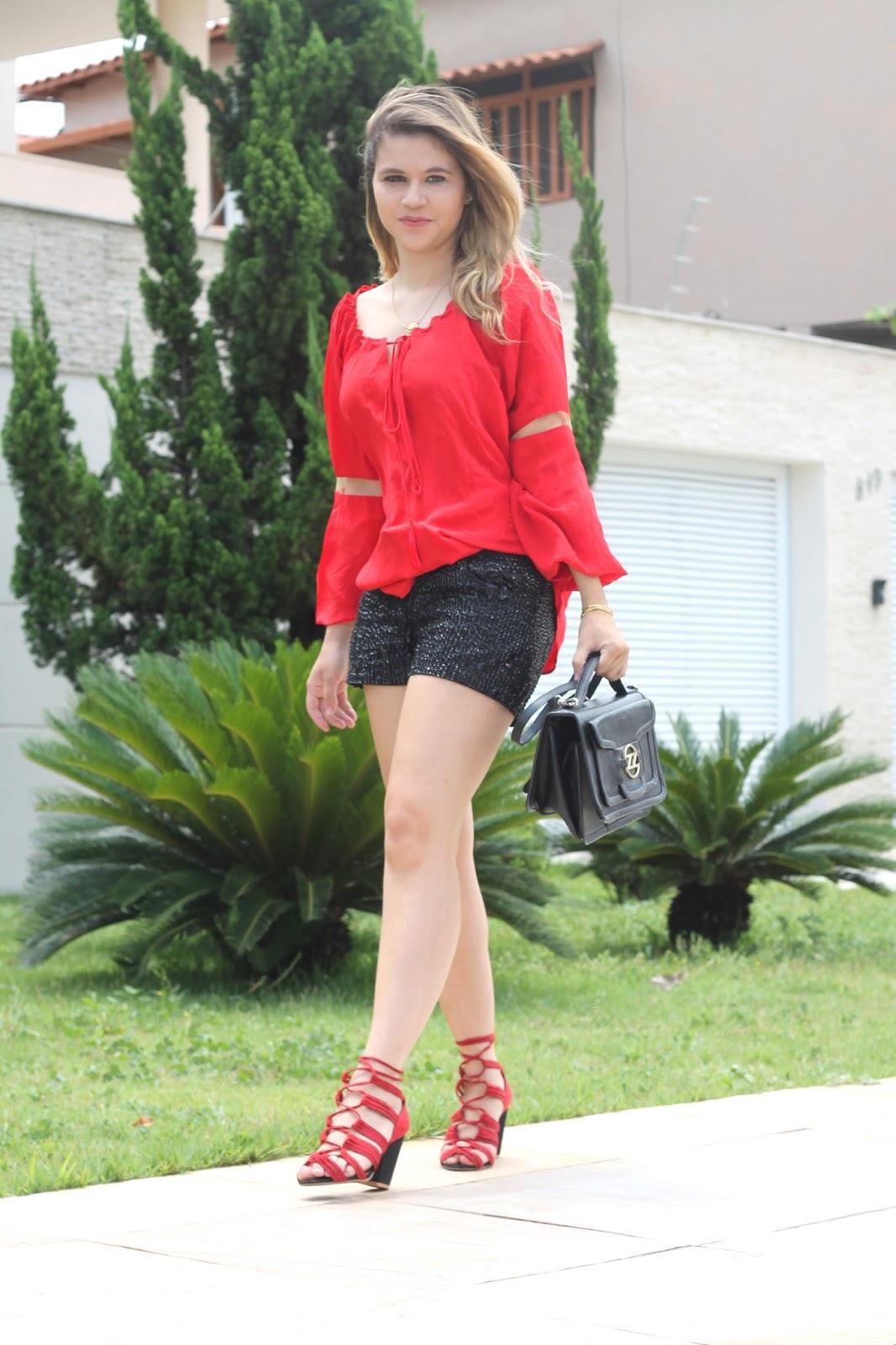 Look Bárbara Olimpia - Blogueira moda Belo Horizonte