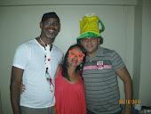 Carlos e Jr (Tacaruna) e Rosangela ( Recife )