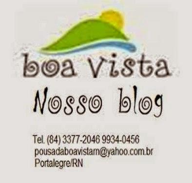 POUSADA BOA VISTA EM PORTALEGRE/RN