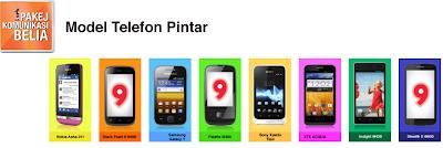 Untuk menegetahui lebih lanjut mengenai senarai telefon pintar yang
