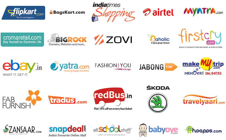 Top online shopping sites in india for What are some online shopping sites