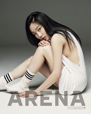 Jung Yeon Joo - Arena Homme Plus Magazine June Issue 2013