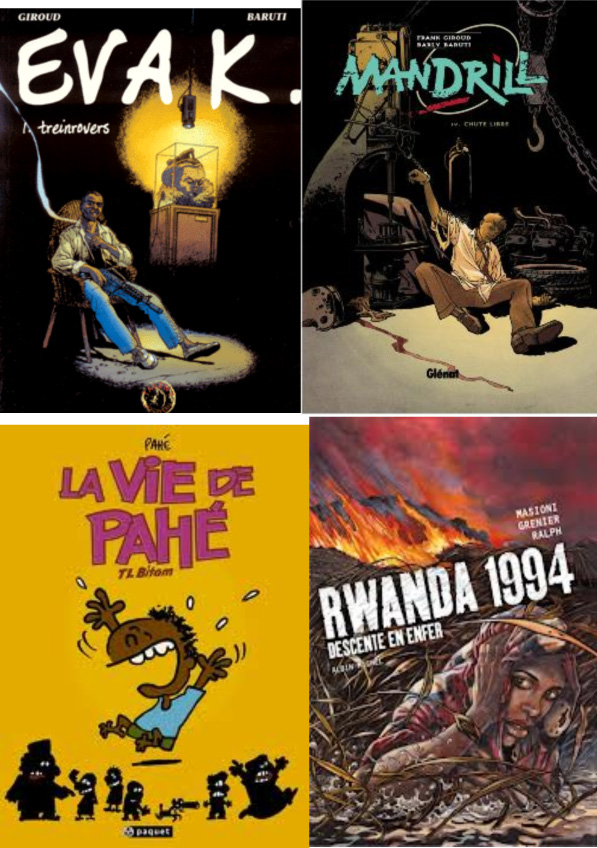 african graphic novels bookshy