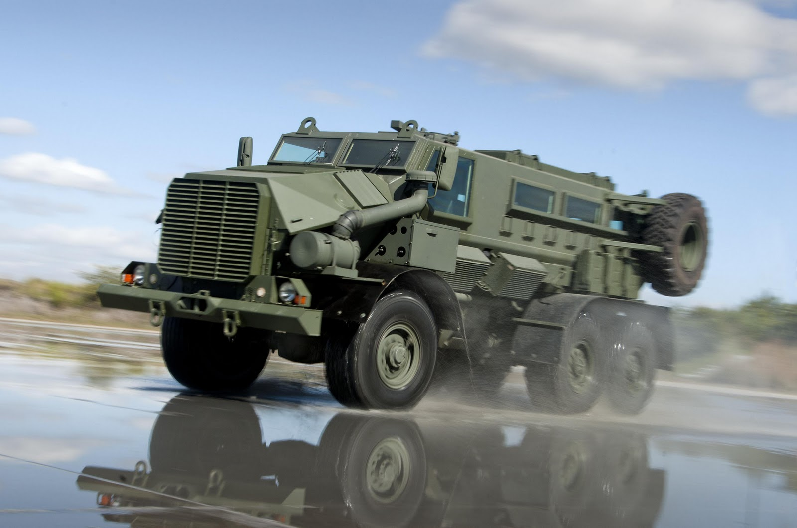 Jharkhand Polic has purchased Mine Protected Vehicle – India MPVI