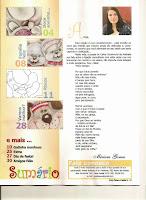 Revista pintura em tecido fraldas de bebe