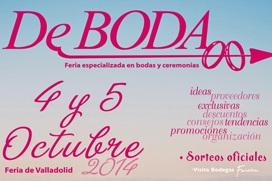 Feria de De Boda en Valladolid.